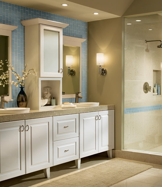 Bathroom Design - Ideal Cabinets Design Studio on bathroom accessories product, bathroom cabinets, bathroom dresser, bathroom illusions, bathroom interior colors, bathroom symbols, bathroom hotel, bathroom dimensions code, bathroom standards, bathroom concepts,