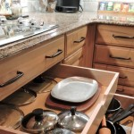 Quinn kitchen cabinet drawers