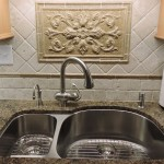 Quinn kitchen sink backsplash