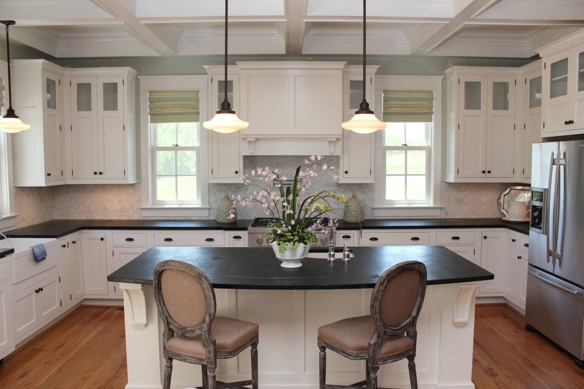 kitchen & bath design - ideal cabinets design studio