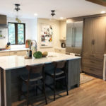 Custom Kitchen Cabinetry Design charlotesville, va