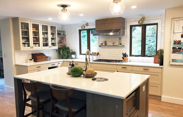 Custom Kitchen Cabinetry Design charlotesville, va ideal cabinets