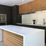 roanoke modern kitchen design by ideal cabinets kitchen island