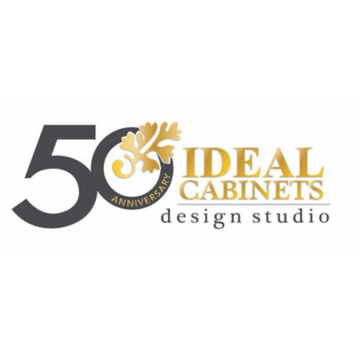 ideal cabinets design studio roanoke, va logo